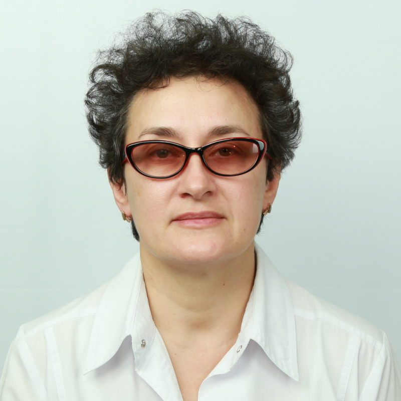 Чабан Татьяна Николаевна