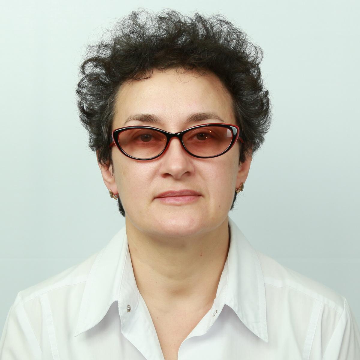 Чабан Татьяна
