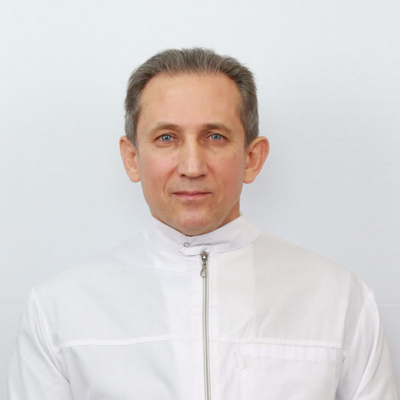 Врач-Терапевт Астахов С. В.