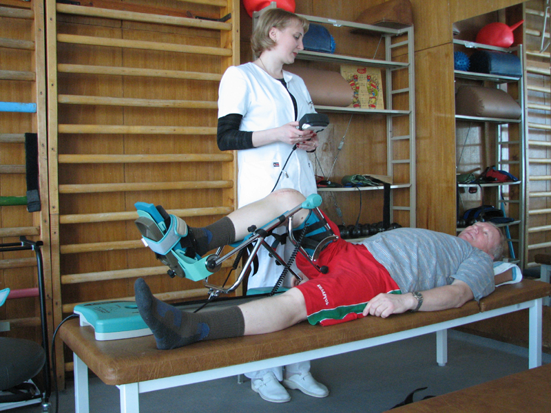 Центры реабилитации больных с травмой позвоночника